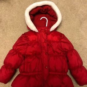 Gymboree Puffer Jacket